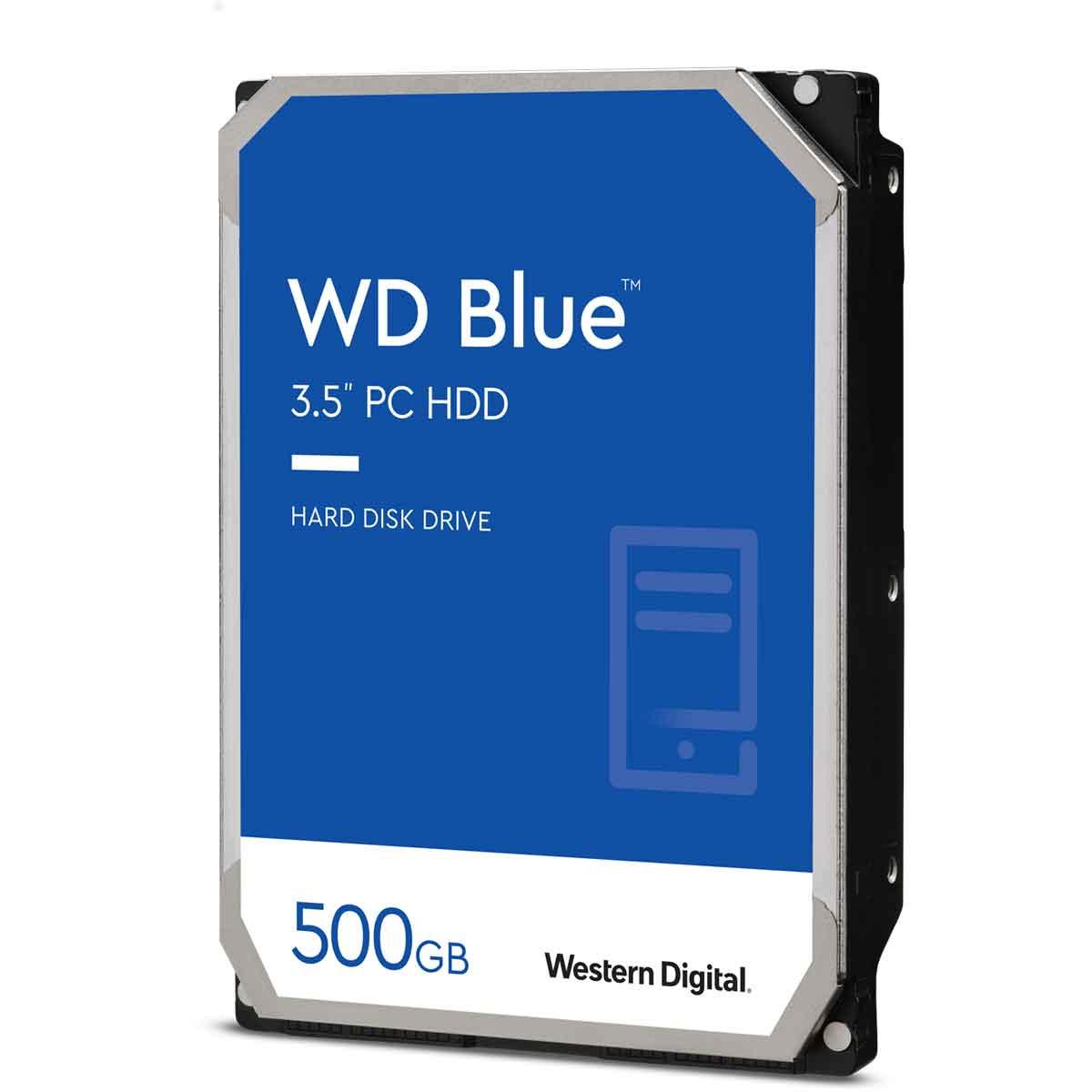 WD5000AZRZ-RT ウエスタンデジタル 【バルク品】3.5インチ 内蔵ハードディスク 500GB WesternDigital WD Blue [WD5000AZRZRT]【返品種別B】【送料無料】