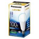 LDA14D-G/K100E/W【税込】 パナソニック LED電球 一般電球形 1520lm(昼光色相当) Panasonic [LDA14DGK100EW]【...