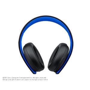 【PS4】ワイヤレスサラウンドヘッドセット ソニー・コンピュータエンタテインメント [CUHJ-15001 PS4ワイヤレスヘッドセット]【返品種別B】【送料無料】