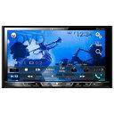 FH-9200DVD【税込】 パイオニア 7型ワイドモニター チューナー・DSPメインユニット Bluetooth/DVD/CD/USBcarrozzeria(...