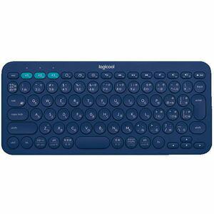 K380BL ロジクール マルチデバイス対応Bluetoothキーボード(ブルー) [K380BLロジクル]【返品種別A】