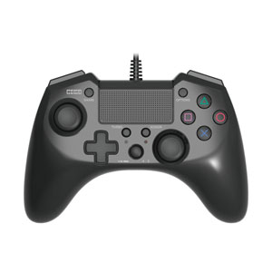 【PS4/PS3】ホリパッドFPSプラス for PlayStation 4 ブラック ホリ [PS4-025 ホリパッドFPS クロ]【返品種別B】