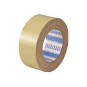 N60X01 積水化学工業 布テープ 幅25mm×長さ25m(ダンボール色)1巻 No.600