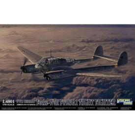 【再生産】1/48 WW.II ドイツ空軍 フォッケウルフ Fw189A-1 夜間戦闘機【L4801】 ピットロード