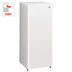 JF-NUF132G-W ハイアール 132L 冷凍庫【右開き】ホワイト 【フリーザー】Haier [JFNUF132GW]【返品種別A】(標準設置料込)