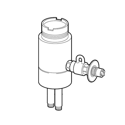 CB-SSC6 パナソニック 食器洗い乾燥機用分岐栓 Panasonic [CBSSC6NA]【返品種別A】