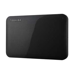 HD-AC10TK 東芝 USB3.0接続 ポータブルハードディスク 1.0TB(ブラック) CANVIO BASICS(HD-ACシリーズ)