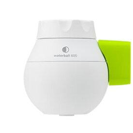 WB600B-G 東レ 蛇口取付型浄水器(ホワイト/グリーン) TORAY ウォーターボール [WB600BG]