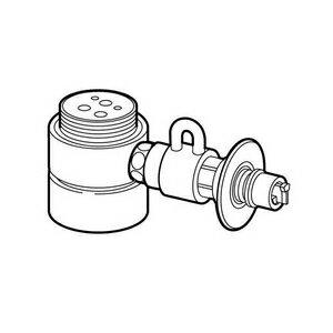 CB-SME6 パナソニック 食器洗い乾燥機用分岐栓 Panasonic