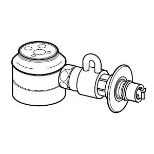 CB-SED6 パナソニック 食器洗い乾燥機用分岐栓 Panasonic