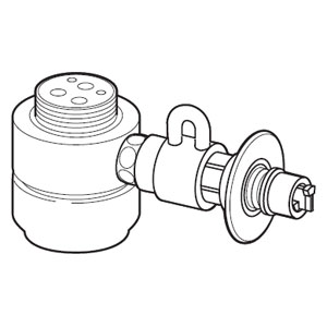 CB-SKH6 パナソニック 食器洗い乾燥機用分岐栓 Panasonic