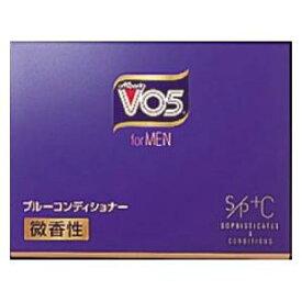 VO5 for MEN ブルーコンディショナー 微香性 85g サンスター VO5フオアメンBCビコウ