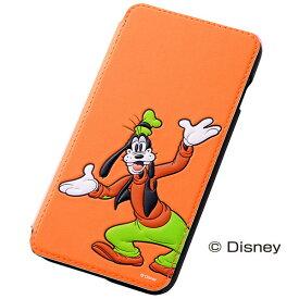 RT-DP8J/GF レイ・アウト iPhone 6 Plus/6s Plus用ディズニー・ポップアップ・ブックカバータイプ・レザージャケット 合皮(グーフィー) 【Disneyzone】