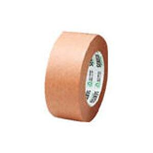 K51X12 積水化学工業 クラフトテープ 幅38mm×長さ50m(ダンボール色)1巻 No.500