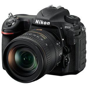 D500LK16-80 ニコン デジタル一眼レフカメラ「D500」16-80 VR レンズキット [D500LK1680]【返品種別A】