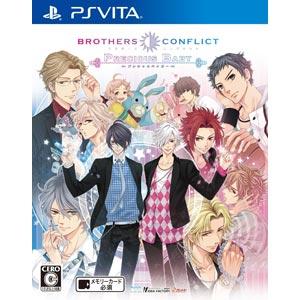【PS Vita】BROTHERS CONFLICT Precious Baby アイディアファクトリー [VLJM-35332ブラザーズ]【返品種別B】