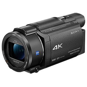 FDR-AX55-B ソニー デジタル4Kビデオカメラ「FDR-AX55」 [FDRAX55B]【返品種別A】