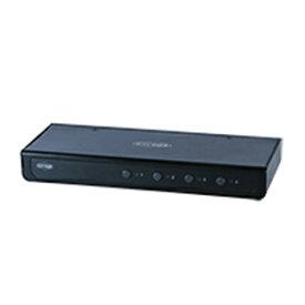 CG-PC4KVMU-E コレガ パソコン自動切替器 USB接続(4台用) corega