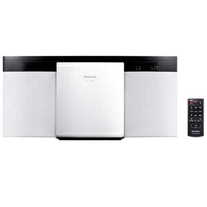 SC-HC295-W パナソニック Bluetoothコンパクトステレオシステム (ホワイト) Panasonic [SCHC295W]【返品種別A】【送料無料】