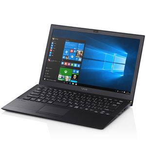 VJS13190111B VAIO 13.3型 ノートパソコンVAIO S13 ブラック (Office Home&Business Premium プラス Office 365) [VJS13190111B]【返品種別A】【送料無料】
