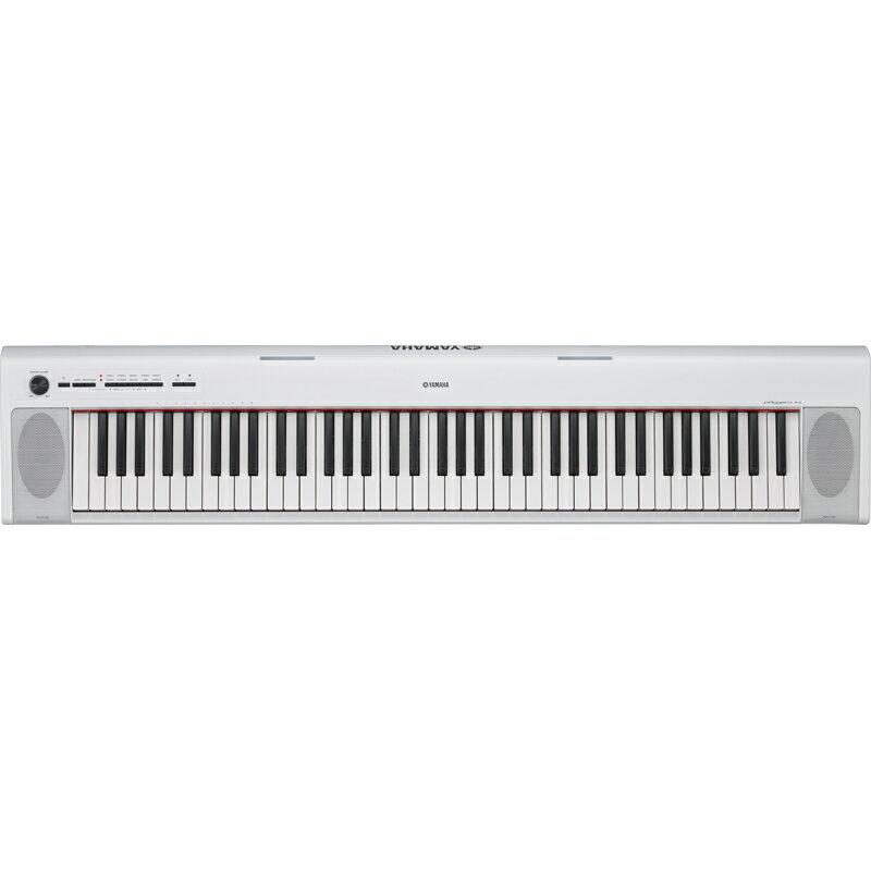 NP-32WH ヤマハ 76鍵キーボード(ホワイト) YAMAHA piaggero(ピアジェーロ) [NP32WH]【返品種別A】【送料無料】