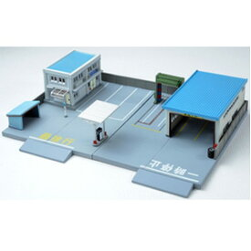[鉄道模型]トミーテック (N) 建物コレクション 145 バス営業所セット
