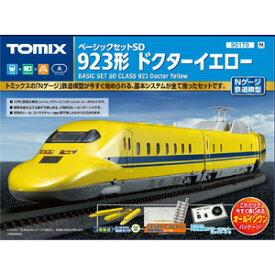 [鉄道模型]トミックス 【再生産】(Nゲージ) 90170 ベーシックセットSD 923形ドクターイエロー