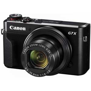 PSG7XMARK2 キヤノン デジタルカメラ「PowerShot G7 X Mark II」 [PSG7XMARK2]【返品種別A】