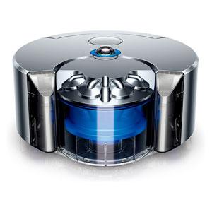 RB01NB ダイソン ロボット掃除機 (ニッケル/ブルー) dyson 360 Eye [RB01NB]【返品種別A】