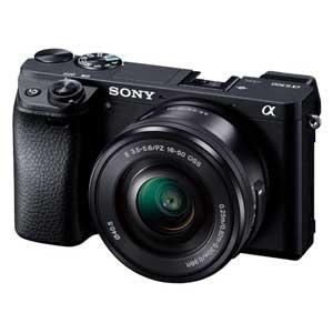 ILCE-6300L ソニー デジタル一眼カメラ「α6300」パワーズームレンズキット [ILCE6300L]【返品種別A】