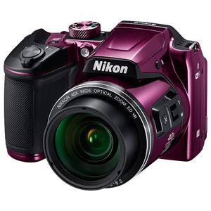 【エントリーでP5倍 8/20 9:59迄】B500PU ニコン デジタルカメラ「COOLPIX B500」(プラム)
