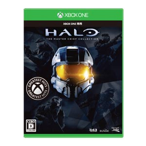【Xbox One】Halo: The Master Chief Collection Greatest Hits マイクロソフト [RQ2-00063]