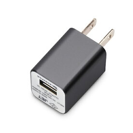 PG-WAC10A01BK PGA ウォークマン、スマートフォン用 USB電源アダプタ 1A(ブラック) iCharger USB adapter for WALKMANSmartphoneetc