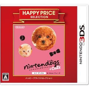 【3DS】ハッピープライスセレクション nintendogs + cats トイ・プードル & Newフレンズ 任天堂 [CTR-2-ADCJ]【返品種別B】