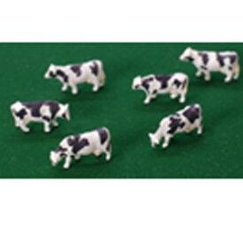 [鉄道模型]トミーテック 【再生産】(N)ザ・動物102 乳牛