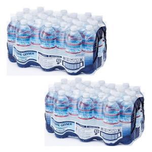 【正規輸入品】クリスタルガイザーエコボトル(シャスタ産)500ml×24本 2パックセット クリスタルガイザー クリスタルガイザ-エコボトル