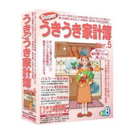 Superうきうき家計簿 Ver.5 アイアールティ