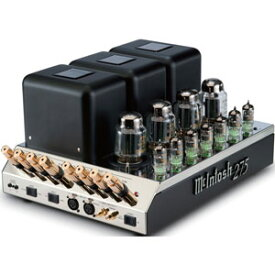 MC275-6 マッキントッシュ 真空管パワーアンプ【75W+75W Tube Stereo/Mono Power Amplifier】 McIntosh MC275VI