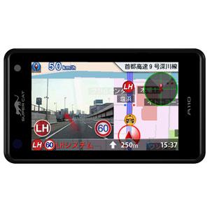 A110 ユピテル GPS内蔵 レーダー探知機 YUPITERU [A110ユピテル]【返品種別A】
