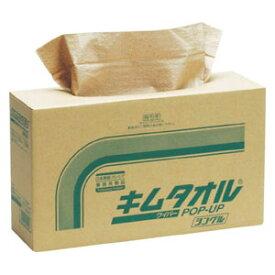 61420 日本製紙クレシア キムタオル ポップアップシングル(1ケース 150枚×4BOX)