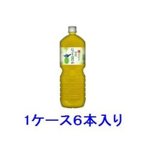 綾鷹 にごりほのか 2L(1ケース6本入) コカ・コーラ アヤタカニゴリホノカ 2LX6 [アヤタカニゴリホノカ2LX6]【返品種別B】