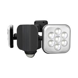 LED-AC2016 ムサシ LEDセンサーライト(8W×2灯) RITEX