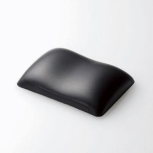 MOH-FTRBK エレコム 疲労軽減リストレスト ブラック FITTIO(フィッティオ) [MOHFTRBK]【返品種別A】