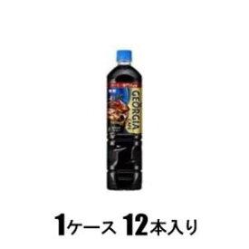 ジョージアカフェ ボトルコーヒー無糖 950ml(1ケース12本入) コカ・コーラ Gボトルコ-ヒ-ムトウ 950PX12