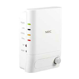 PA-W1200EX-MS NEC 11ac/n/a/g/b対応 無線LAN中継機 (人感センサー機能搭載モデル)