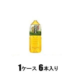 【エントリーでP5倍 8/20 9:59迄】健茶王 香ばし緑茶 2L(1ケース6本入) アサヒ飲料 ケンチヤオウコウバシリヨクチヤ2LX6