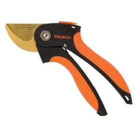 T205T トラスコ中山 園芸ハサミ(チタンコーティング刃)