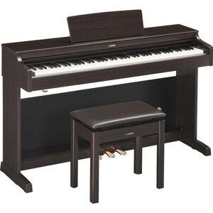 YDP-163R ヤマハ 電子ピアノ(ニューダークローズウッド調仕上げ)【高低自在椅子&ヘッドホン&ソングブック付き】 YAMAHA ARIUS(アリウス)