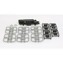[鉄道模型]トミーテック 【再生産】鉄コレ動力ユニット 路面電車用 TM-TR01