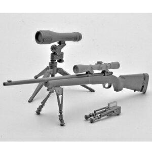 【再生産】1/12 LittleArmory M24SWSタイプ【LA021】 トミーテック [TT LA021 リトルアーモリー M24SWS]【返品種別B】